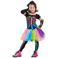 Toddler Funky Punky Bones Halloween Costume