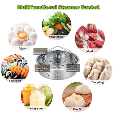 Steamer Cooking Pot Accessories for Cooking
