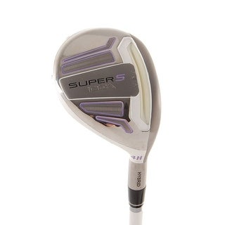 Adams IDEA Super S Hybrid #4 Matrix Kujoh Ladies Flex Graphite RH