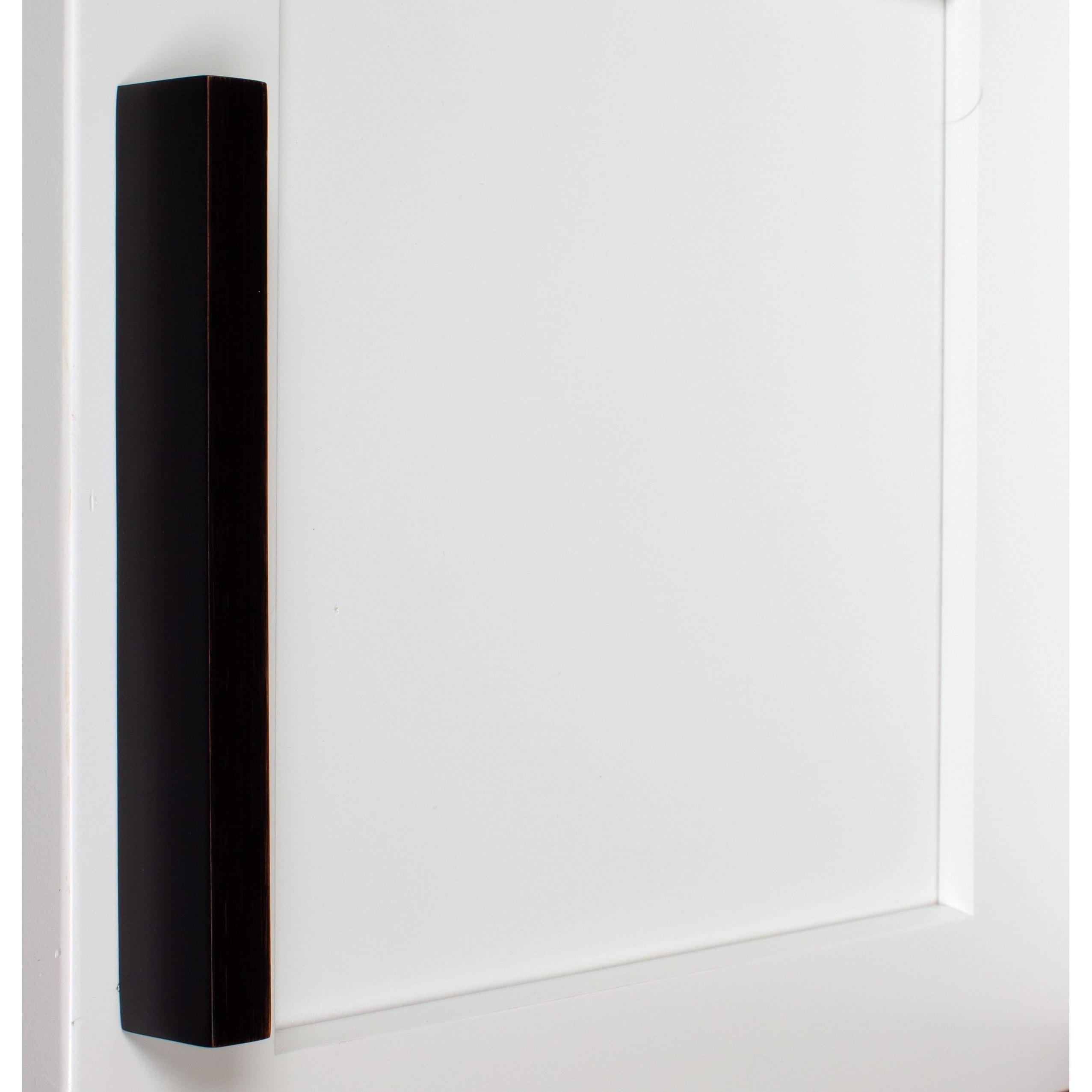 Picture of: Shop Gliderite 5 In Cc Cabinet Finger Pulls Rubbed Bronze 10 Pk Oil Rubbed Bronze Overstock 31640737