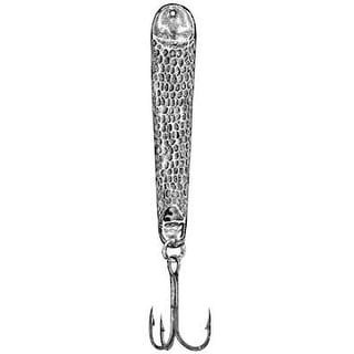 Danielson Bedevilure Spoon Nickle 3/8oz