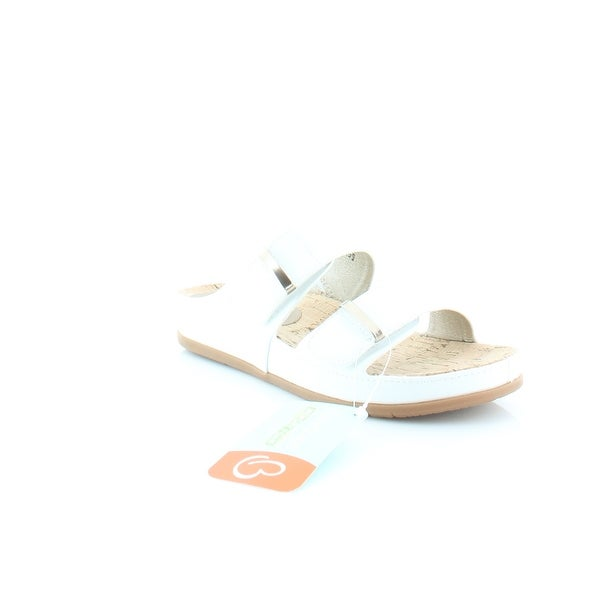 BareTraps Cherilyn Boys Sandals & Flip Flops White