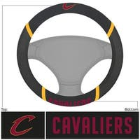 "NBA - Cleveland Cavaliers Steering Wheel Cover 15""x15"""