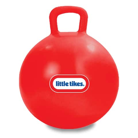 Little Tikes Mega 18 Inch Bouncing Hopper Ball - Red