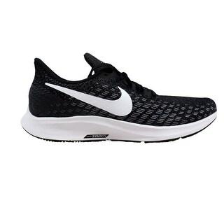 Nike Air Zoom Pegasus 35 Black White Gunsmoke Oil Grey 942855 001 Women S