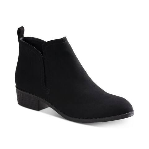 American Rag Womens Cadee Almond Toe Ankle Fashion Boots