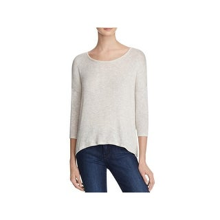 Soft Joie Womens Bodie Pullover Sweater Open Stitch Dolman Sleeves