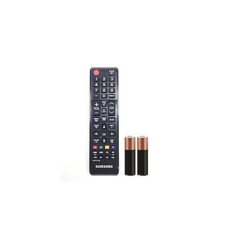 Samsung BN59-01199F TV Remote Control With 2 Batteries Remote Control