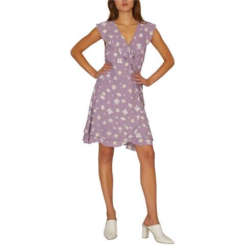 Sanctuary Clothing Womens Johanna Wrap Dress
