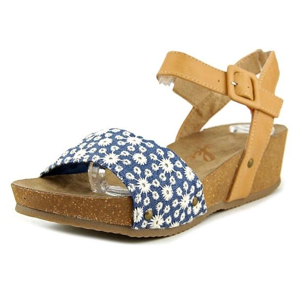 Rocket Dog Gem Women Blue Sandals