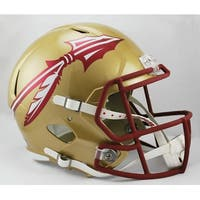 Florida State FSU Seminoles Riddell Full Size Deluxe Replica Speed Football Helmet
