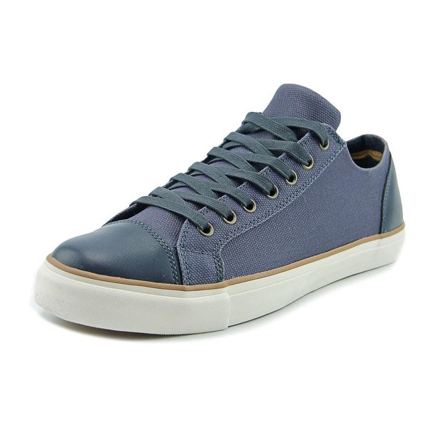 Aldo Sevide Round Toe Leather Sneakers