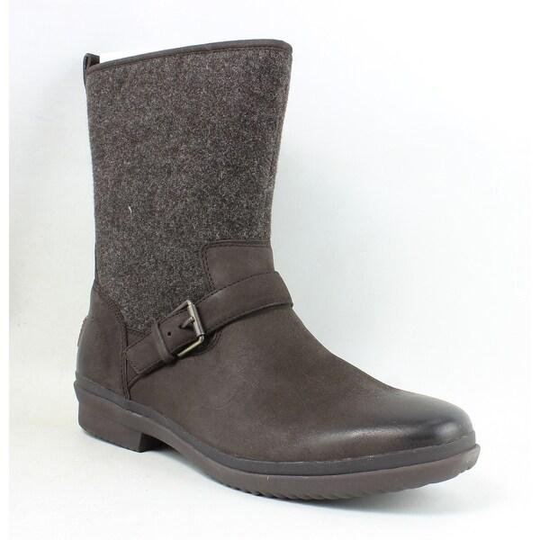 d2d9de77ee7 Shop UGG Womens W Robbie Stout Fashion Boots Size 12 - Free Shipping ...