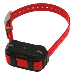 Garmin PT10 Dog Device Red Replacement Collar f/ PRO 70 & PRO 550- 010-01209-00