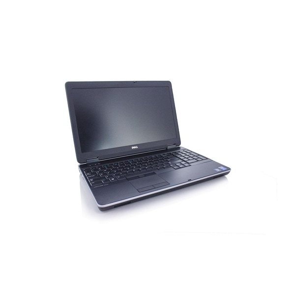 Dell Latitude E6540 15.6-in Refurb Laptop - Intel Core i7 4810MQ 4th Gen 2.8 GHz 16GB 500GB DVD-RW Windows 10 Pro - Webcam