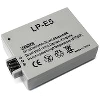 Battery for Canon LP-E5 Replacement Battery