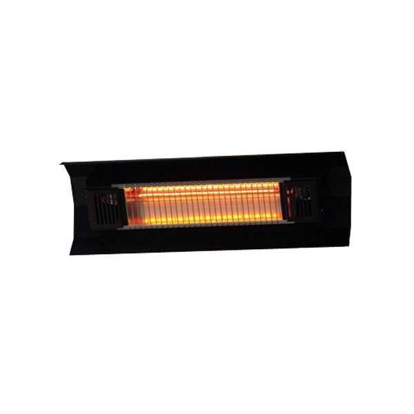 Fire Sense 60460 Wall Mounted Infrared Heater - Black