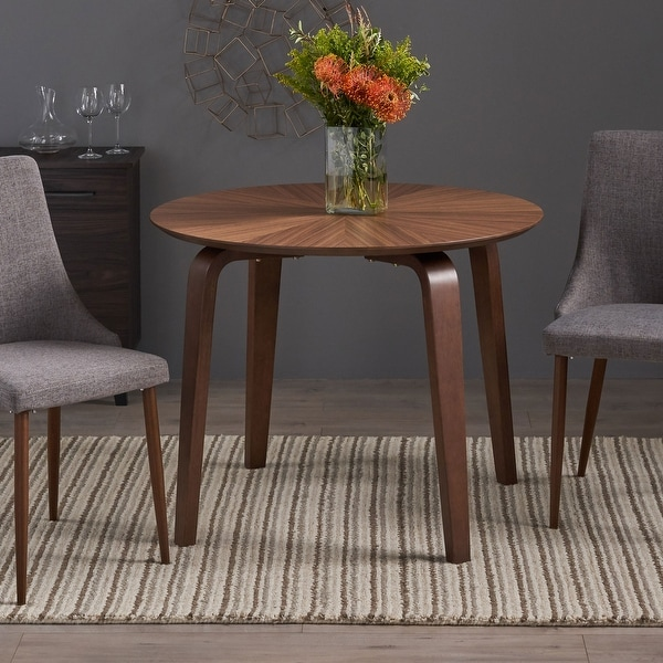Argonne Faux Wood Dining Table with an Oak Veneer by Christopher Knight Home. Opens flyout.