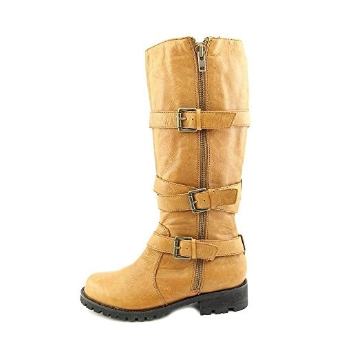Shellys London Womens Antlova Round Toe Knee High Fashion Boots