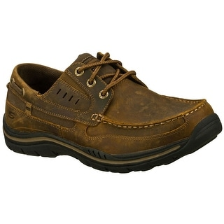 Skechers 64114 CDB Men's GLIDES-CALCULOUS Oxford