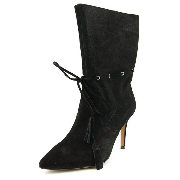 French Connection Rowdy Black Boots
