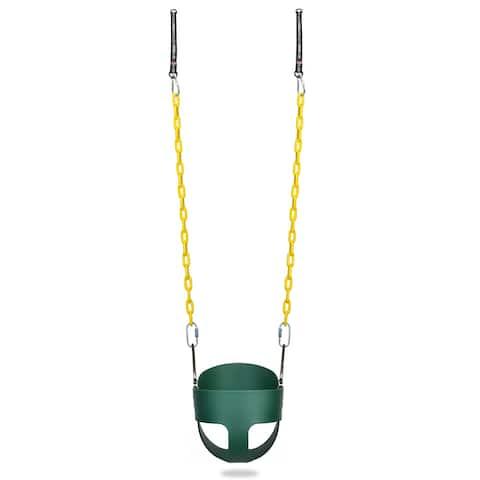 Bucket Swing green - M
