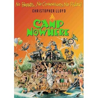 Camp Nowhere - DVD