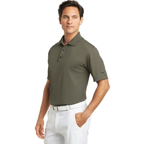 Nike Men's Basic DRI-FIT Polo Assorted Colors
