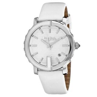 Jean Paul Gaultier Women's Classic 8500506 White Dial watch