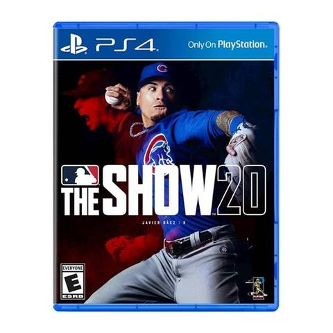 MLB The Show 20 Standard Edition PlayStation 4 - Multicolor