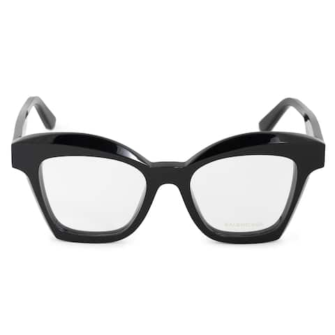 Balenciaga Balenciaga BA 5081 001 49 Oversized Cat Eye Eyeglasses Frames