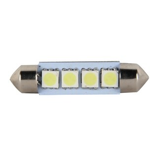 Pilot Automotive Super Bright LED Bulb Dome (4 LEDS Per Bulb)