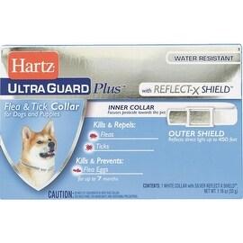 Hartz Pup&Dog Rflct F&T Collar
