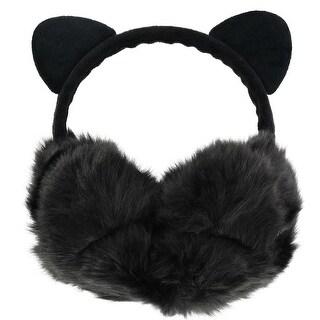 Jeanne Simmons Women's Cat Ears Earmuffs - One size