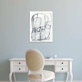 Easy Art Prints June Erica Vess's 'Entanglements I' Premium Canvas Art