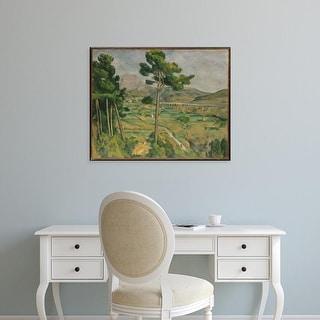 Easy Art Prints 's 'Mont Sainte