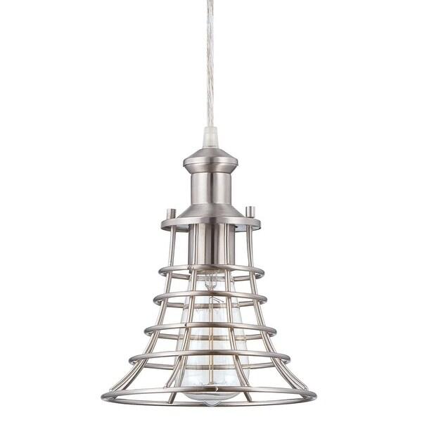 Corbett Lighting Sales Rep: Shop Craftmade P3501 1-Light Mini Pendant With Heavy Wire