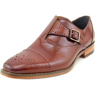 Stacy Adams Tipton Square Toe Leather Oxford