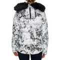 Betsey Johnson Short Puffer Zip Coat - Thumbnail 2