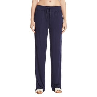 Nation by Jen Menchaca Womens Lounge Pants Beach Wide-Leg