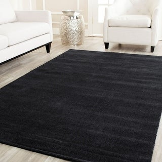 Link to Safavieh Handmade Himalaya Kaley Modern Wool Rug Similar Items in Rustic Rugs