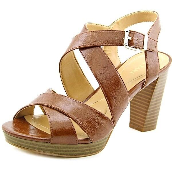 Alfani Womens Palariaa Open Toe Casual Strappy Sandals
