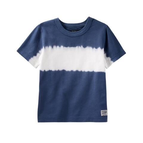 OshKosh B'gosh Little Boys' Tie Dye Tee, 2-Toddler