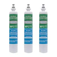 Replacement Water Filter For GE PFE29PSDSS Refrigerator Water Filter by Aqua Fresh (3 Pack)