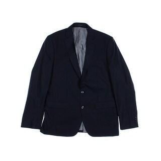 Zara Mens Wool Single Vent Sportcoat - 44