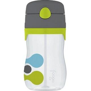 Thermos Foogo Straw Bottle (11 oz/ Tripoli)