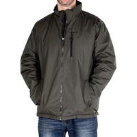 IZOD Men's 3-In-1 Convertible Systems Colorblock Jacket