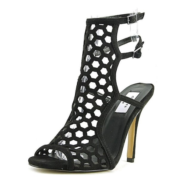 Chelsea & Zoe Womens Elita Open Toe Casual Slingback Sandals