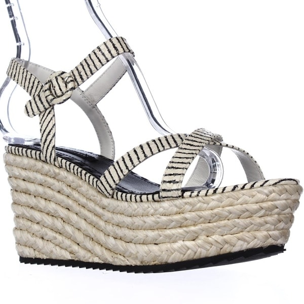 Shop Alice and Olivia Rachel Espadrille Platform Sandals 54477d82021