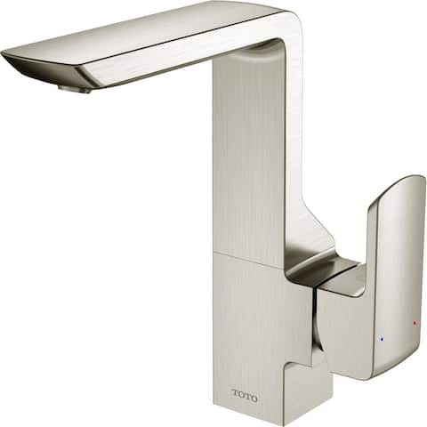 TOTO TLG02309U 1.2 GPM Single Handle Deck Mounted Bathroom Faucet with